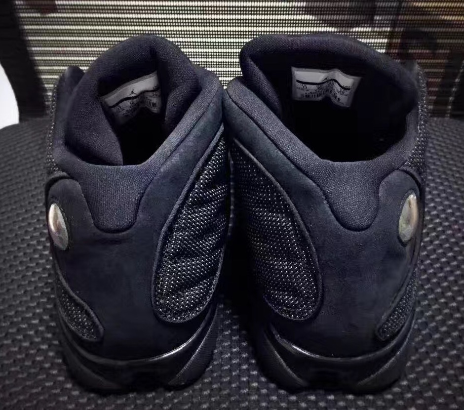 new arrival 437cc ddc50 ... switzerland air jordan 13 retro black cat 4 59cd1 f7fd0