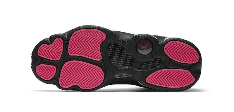 Air Jordan 13 Retro Gs Hiper Rosa ouUnb