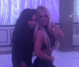 Britney Spears Slumber Party Tinashe