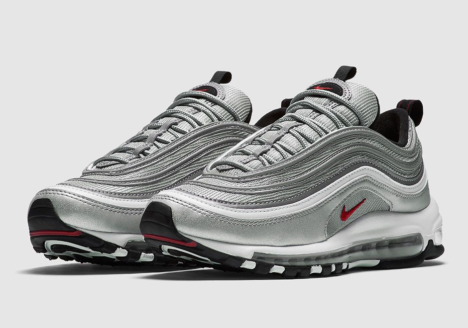 Nike Air Max 97 Men's Running Shoes Cool Grey/Deep Pewter