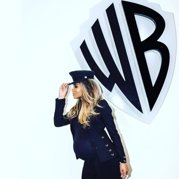 Ciara Warner Bros Records
