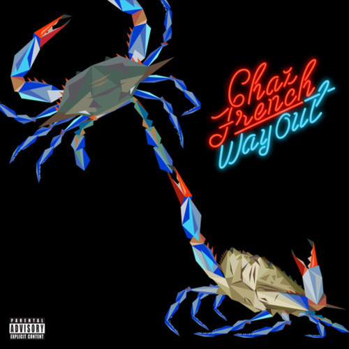 Chaz French - Way Out Cover Art
