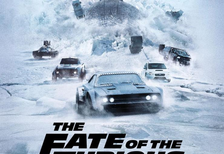 The Fate of the Furious Album Art