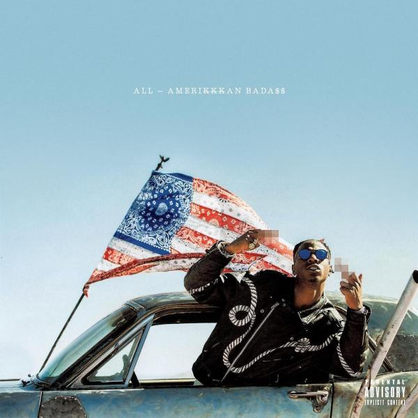Joey Badass All Amerikkkan Badass