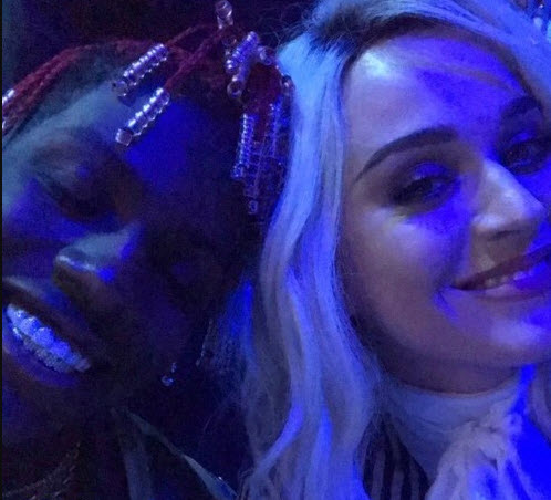 Katy Perry Chained To The Rhythm Remix Lil Yachty