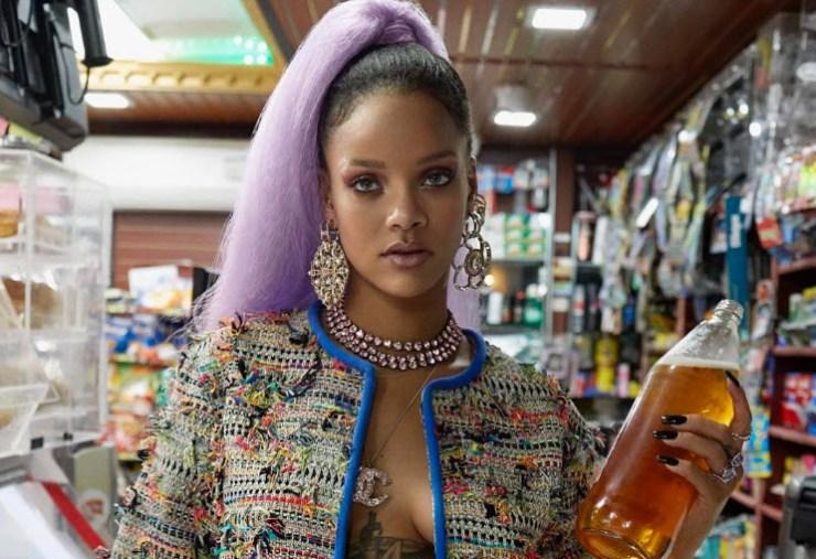 Rihanna Parsons School Of Design Honored