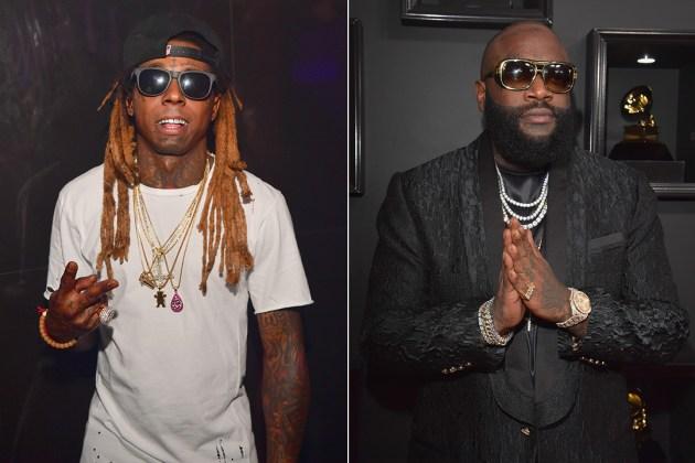 Rick Ross Lil Wayne