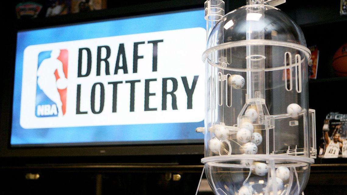 2017 NBA Draft Lottery