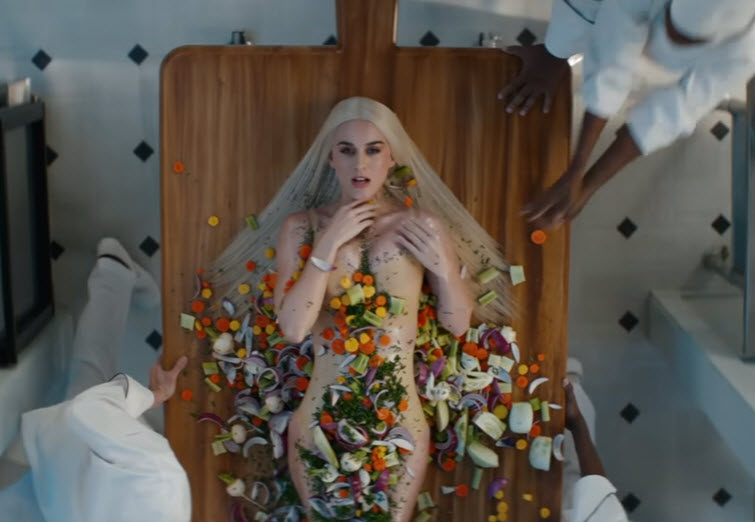 Katy Perry Migos Bon Appetit Music Video