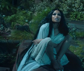 Nicki Minaj Regret In Your Tears Music Video