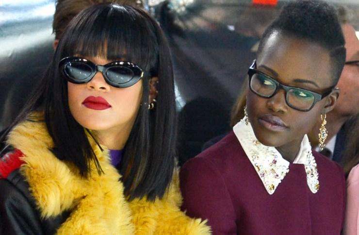 Rihanna Lupita Scammer Movie
