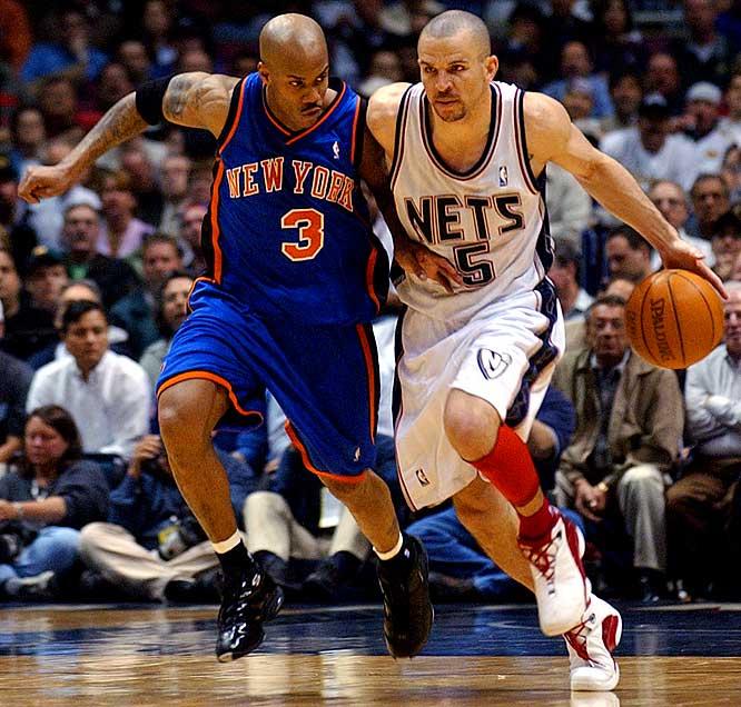 Kidd Nets Marbury Knicks