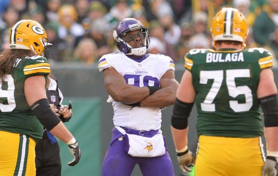 Danielle Hunter NFC North