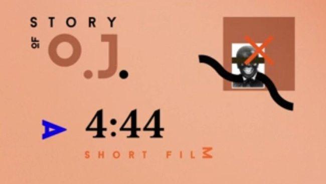 JAY-Z The Story Of O.J. Short Film