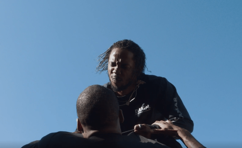 Kendrick Lamar Element Music Video