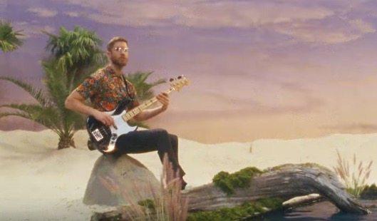 Music Video Calvin Harris Feels Pharrell Williams Katy Perry Big Sean
