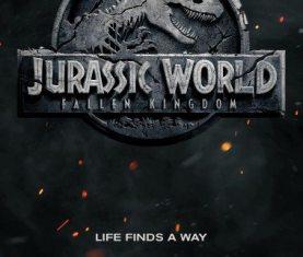 Jurassic World 2 Officially Titled 'Jurassic World 2: Fallen Kingdom'
