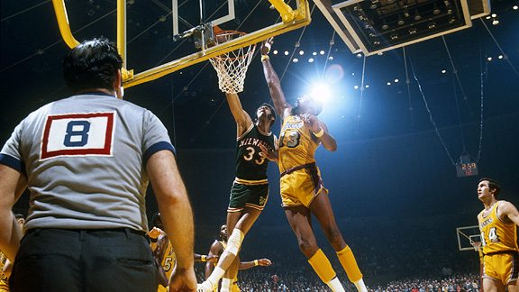 Kareem and Wilt