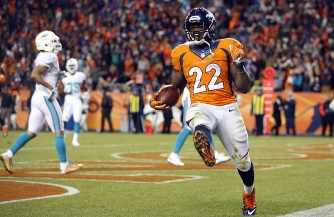 C.J. Anderson AFC West
