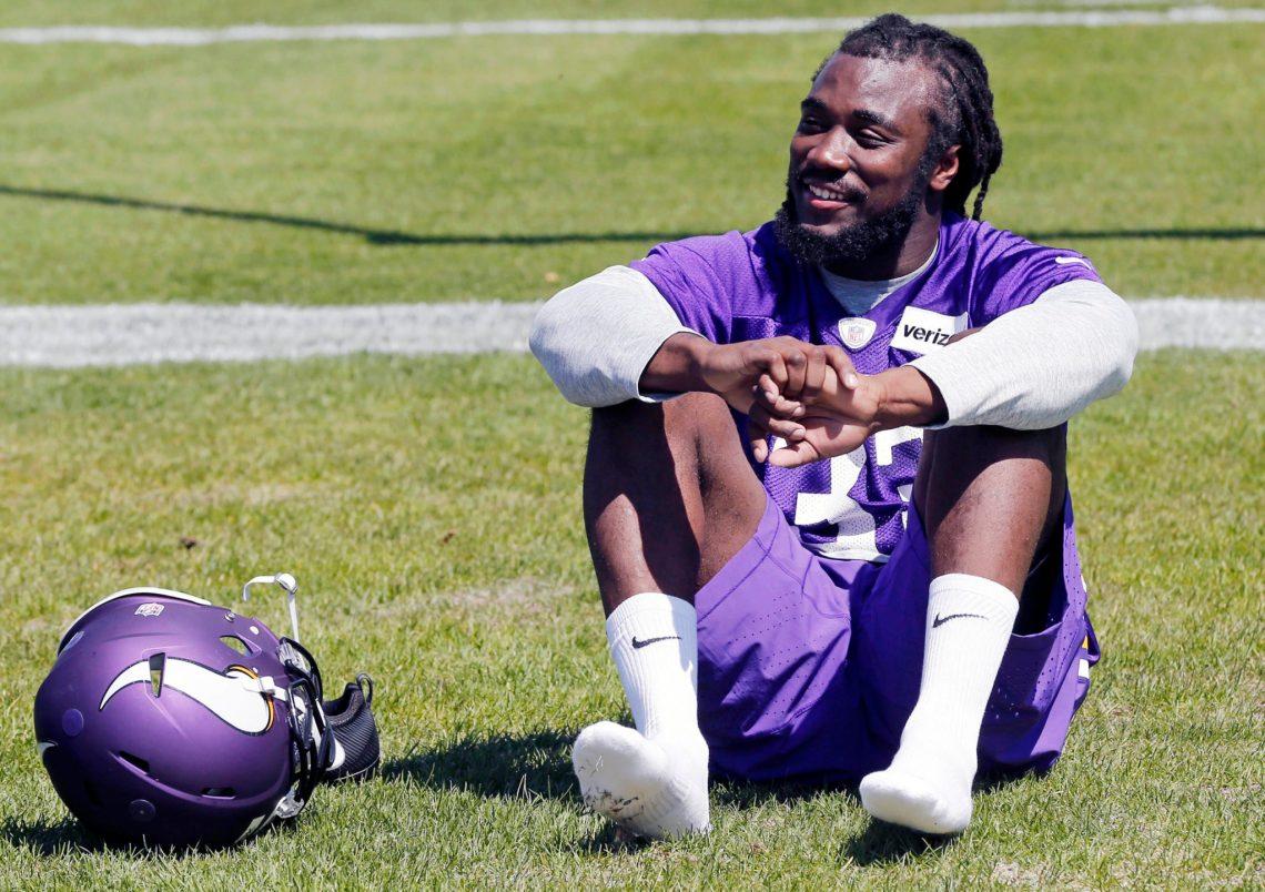 Dalvin Cook Minnesota Vikings