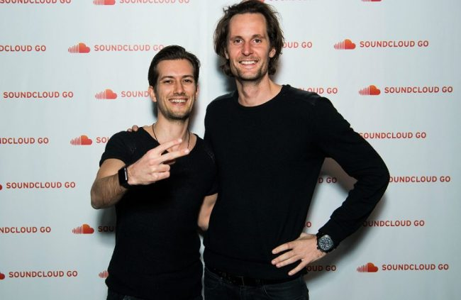 Soundcloud founders