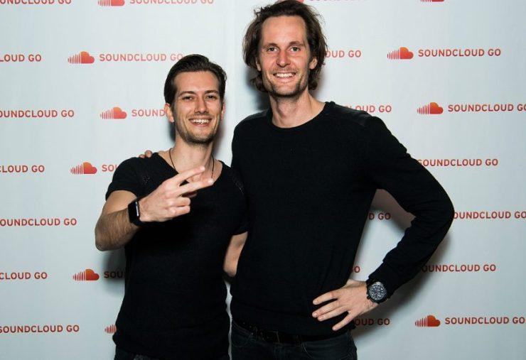 Soundcloud founders