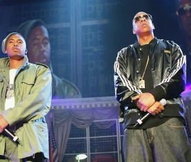 Jay Z, Nas