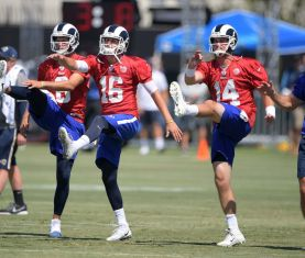 Los Angeles Rams 2017 Training Camp