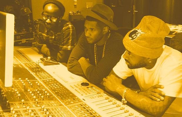 Usher Jermaine Dupri