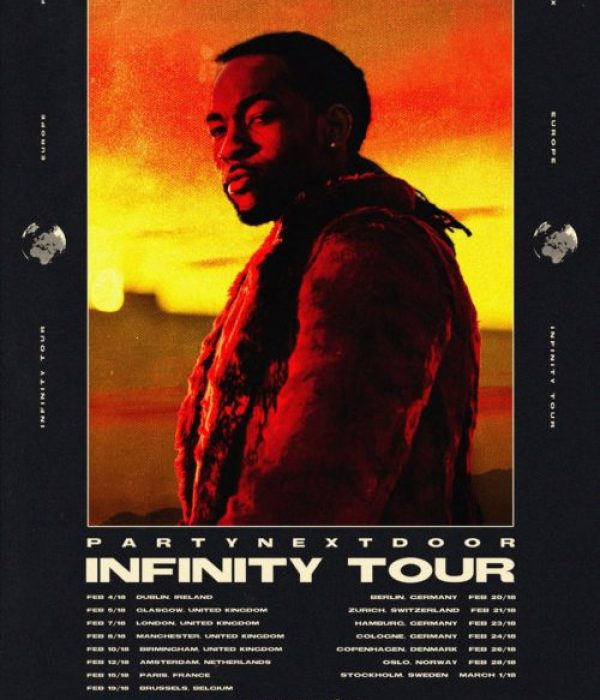 Infinity World Tour