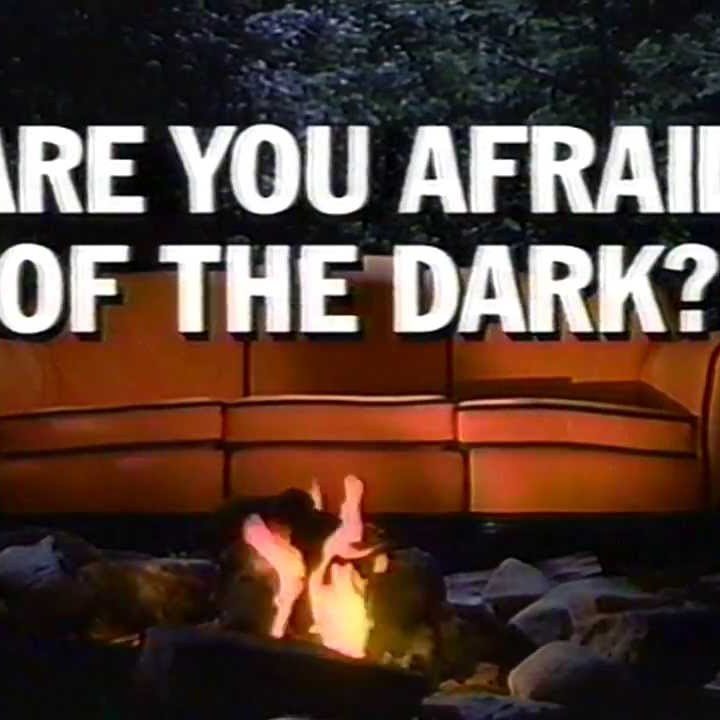 are you afraid of the dark nick