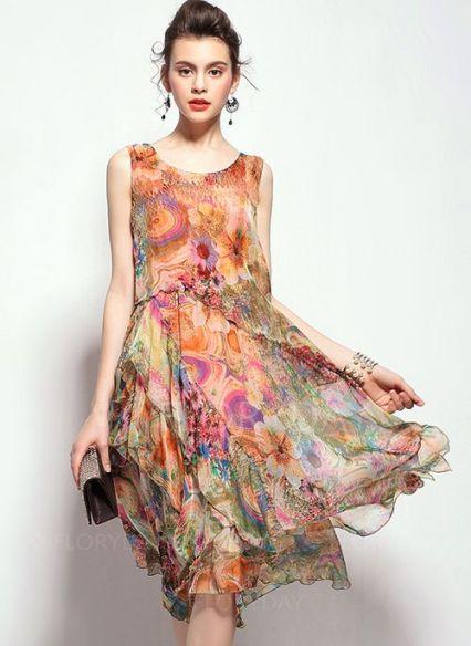 06a-dress - vestido florido
