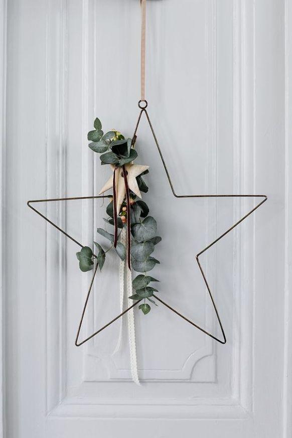Ideias de árvore de Natal criativa