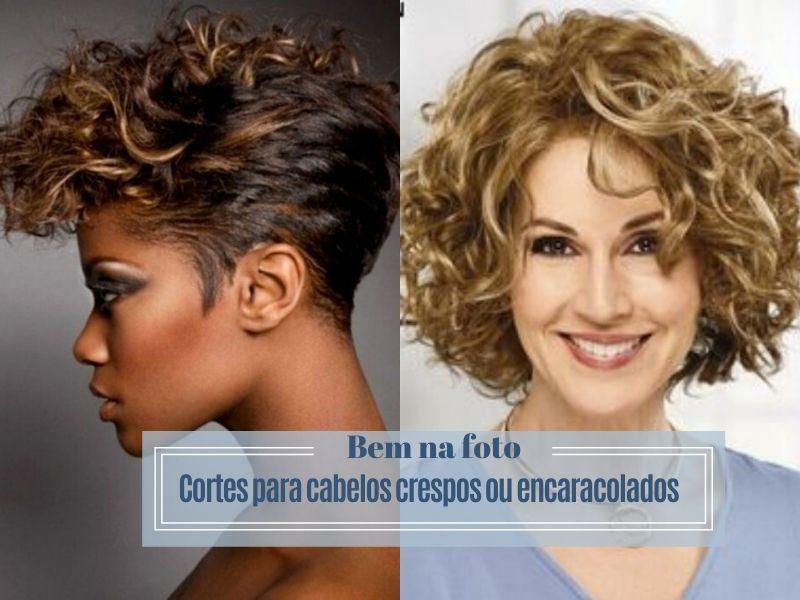 Bem na foto: Cortes para cabelos crespos ou encaracolados