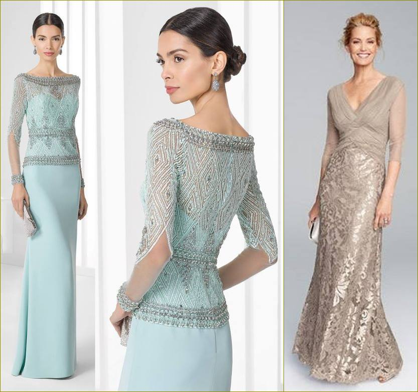 vestido longo para festas, moda anti-idade