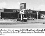 Furniture Store, 1992 (Ph. Finch)