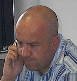 Simon Steggles
