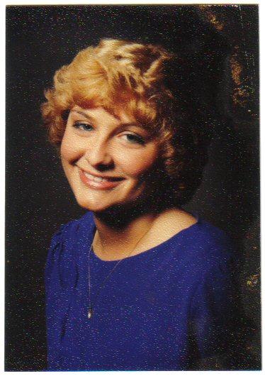 Dana Bailey - courtesy of her sister, Tracy Bailey