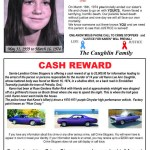Is this the car that killed Karen Caughlin?