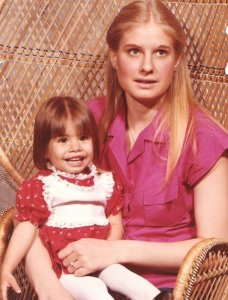 Brenda Martinez with her daughter Stephanie