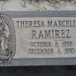 Theresa Marcelina Appel Ramirez/Find-a-Grave