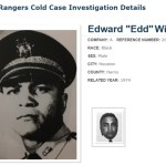 "Harris County Deputy Sheriff Edward ""Edd""Williams"