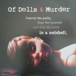 of dolls and murder cover
