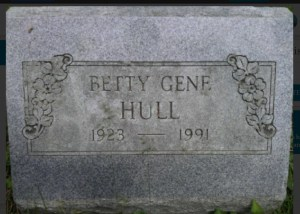 Betty Gene Hull