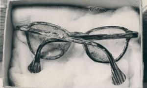 Gail and Paul Schultz, glasses