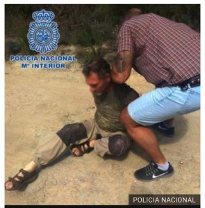 Spanish Police AFP Nicky Verstappen case