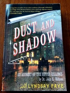 Dust and Shawdow by Lyndsay Faye