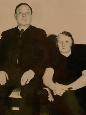 Kazimir and Petronella Petreikis Courtesy Petreikis Family
