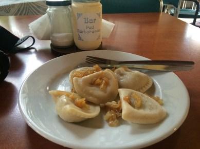 Pierogi - Steamed Dumplings