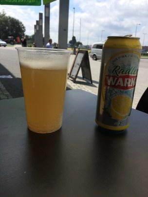 Flavored Beer